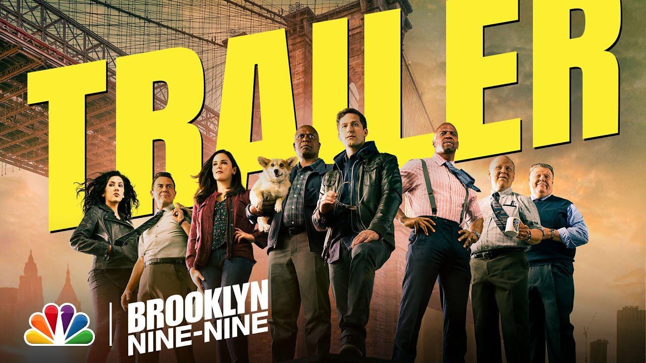 Brooklyn 99 One Last Ride Trailer