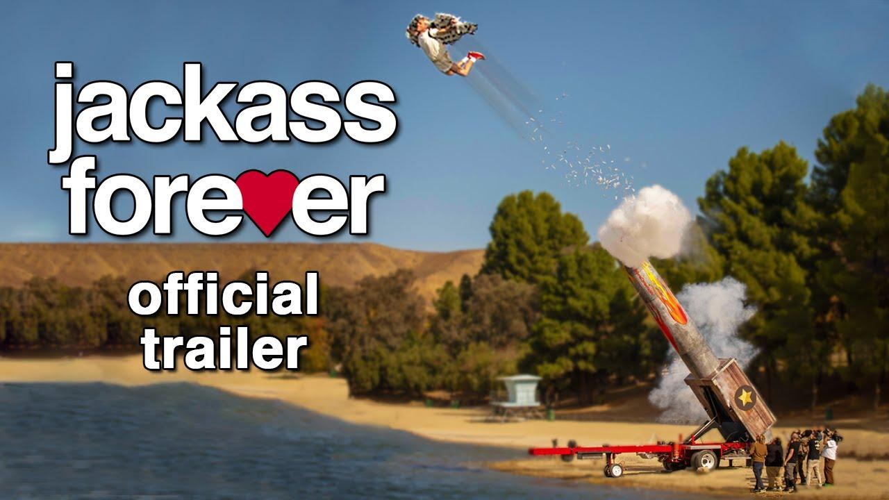 Jackass Forever Trailer