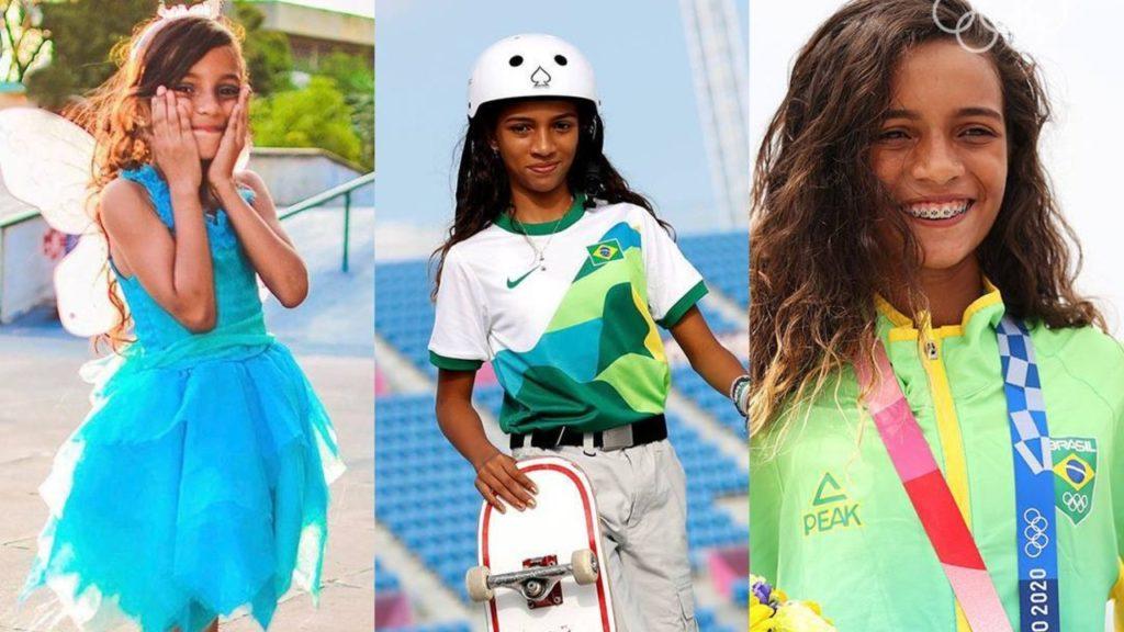 skateboarding fairy wins medal