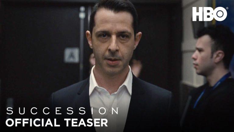 Succession s3 Trailer
