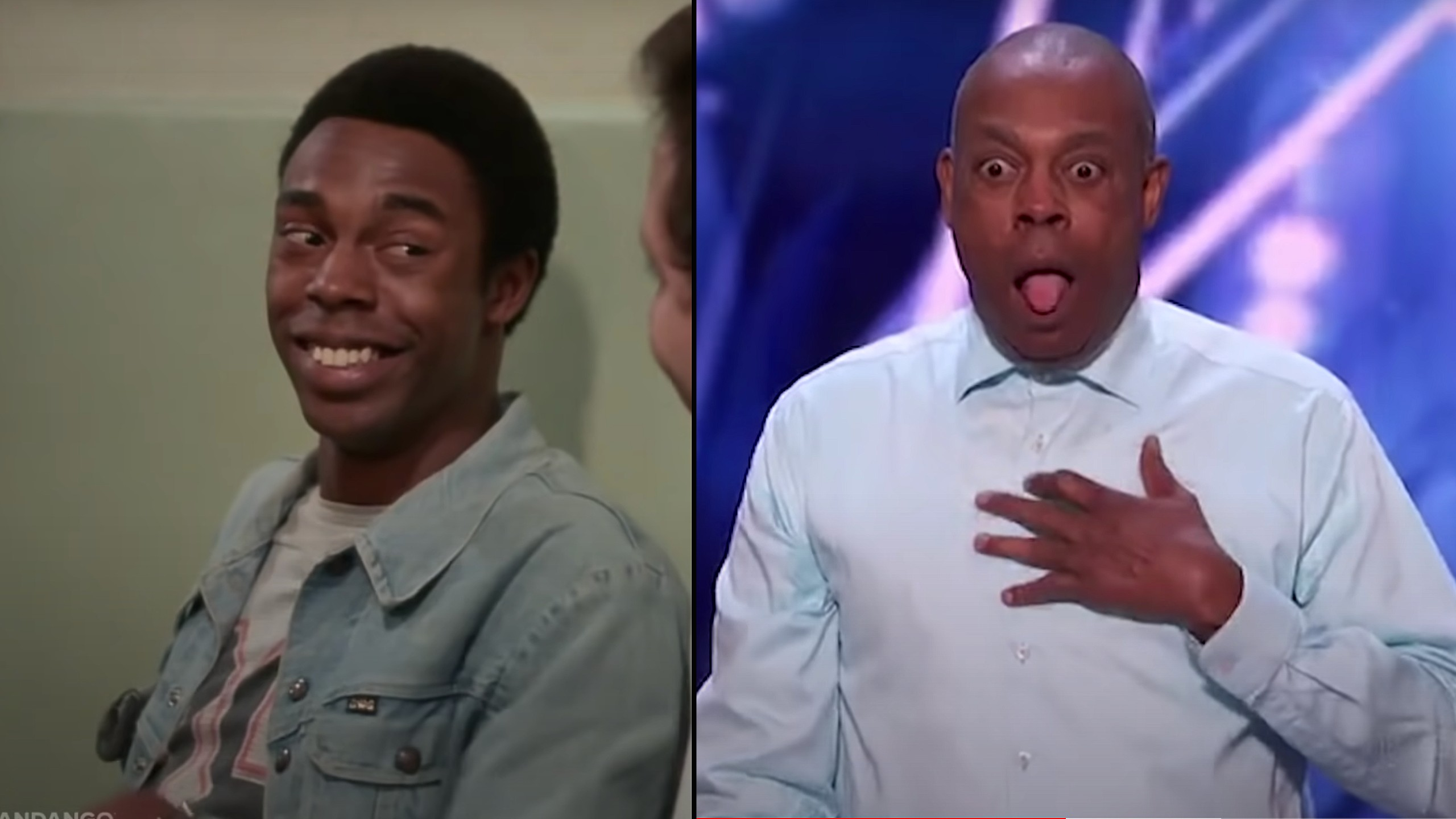 Michael Winslow Makes Epic Return After Taking Time Off to Raise Kids