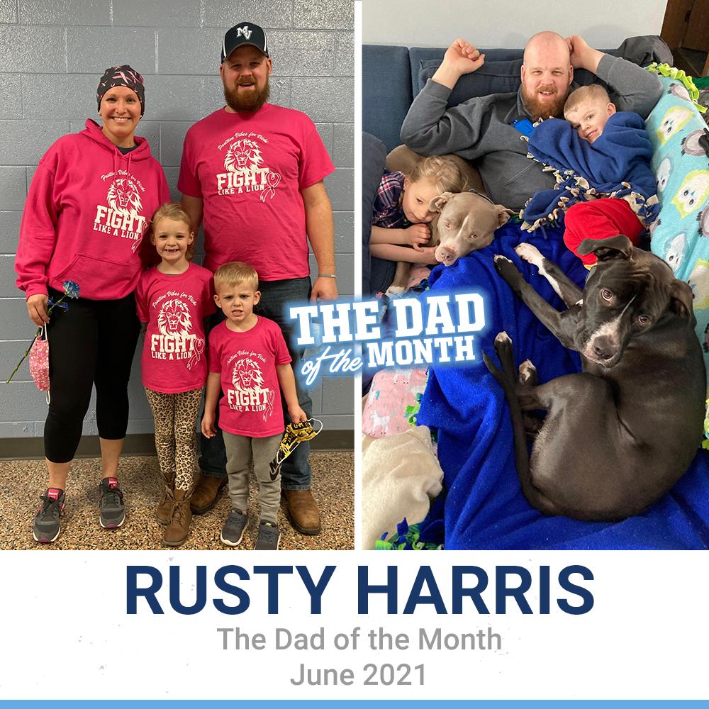 June 2021: Rusty Harris