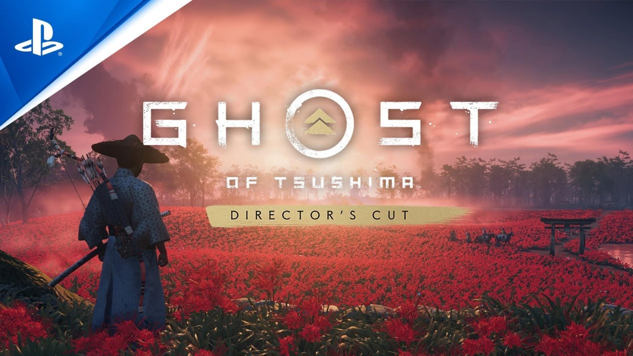 Ghost of Tsushima Director's Cut Youtube Image