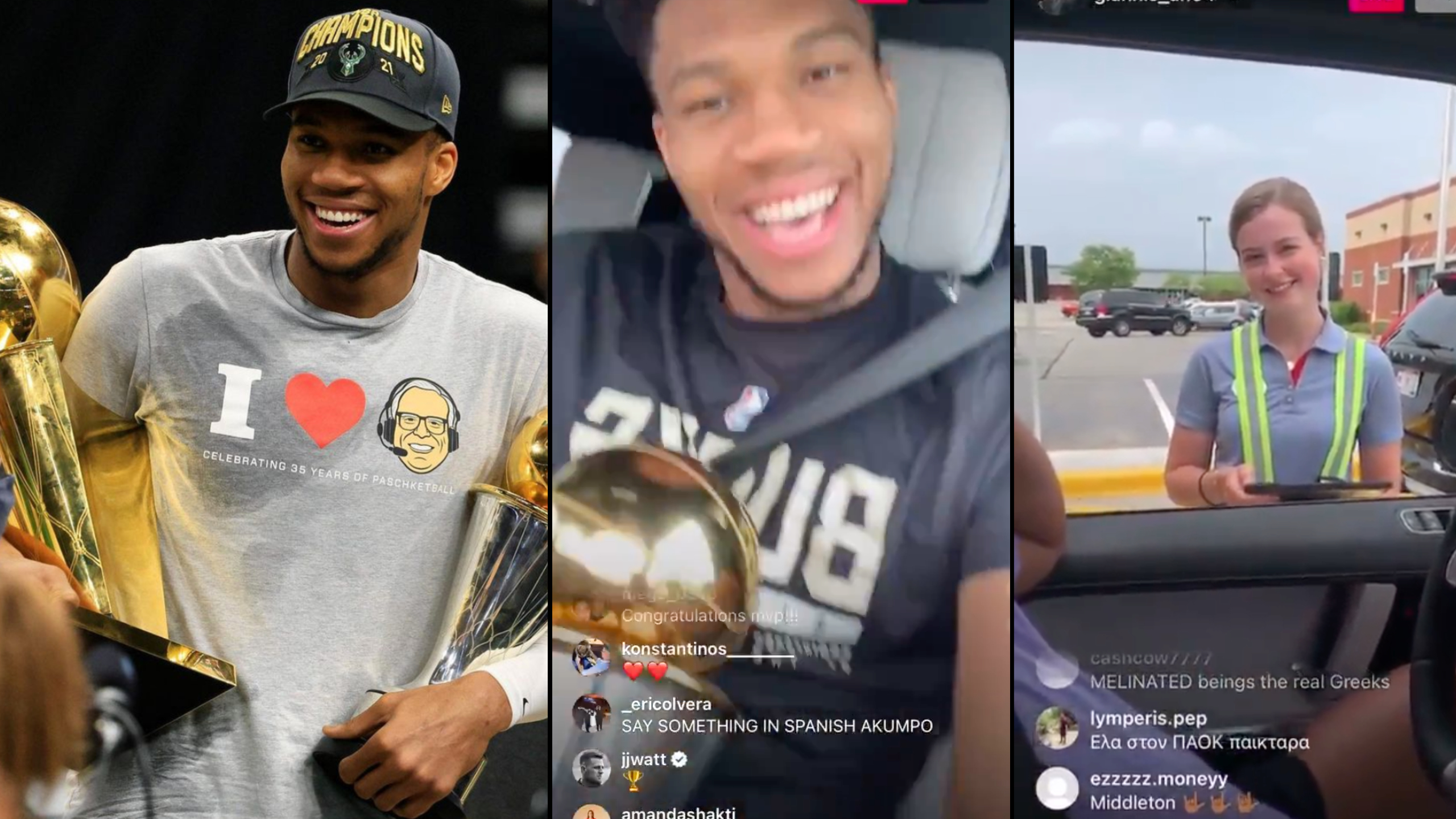 Giannis Nuggets