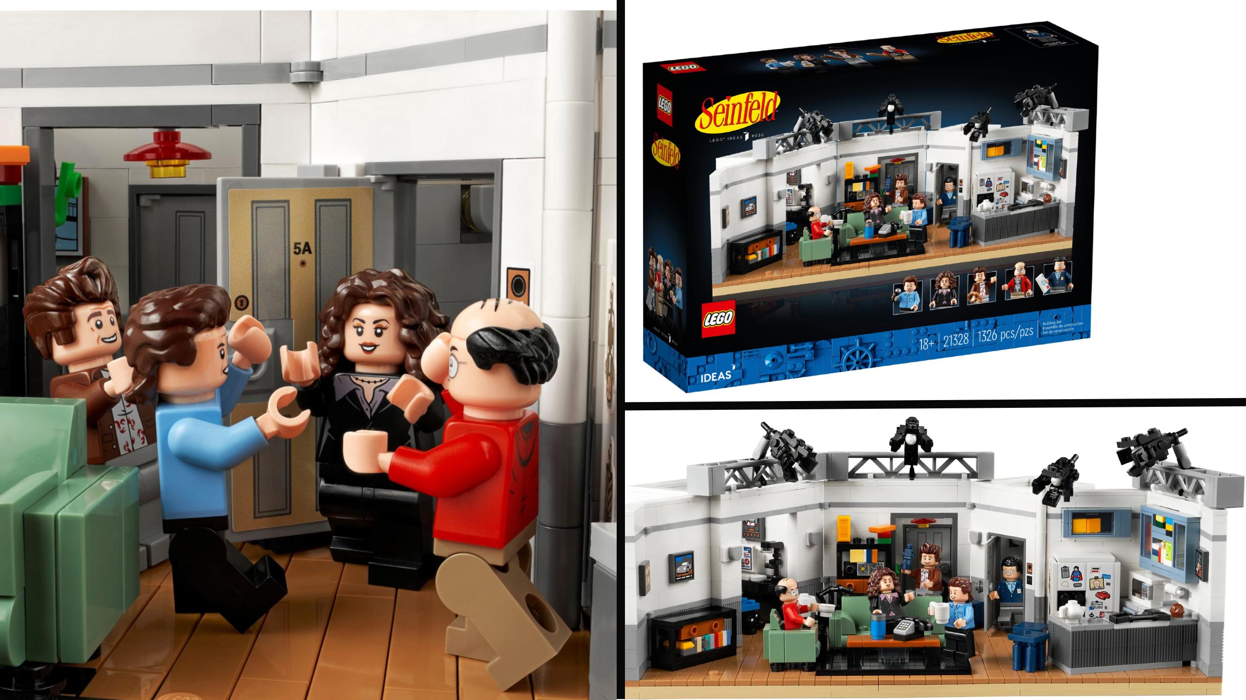 LEGO Seinfeld