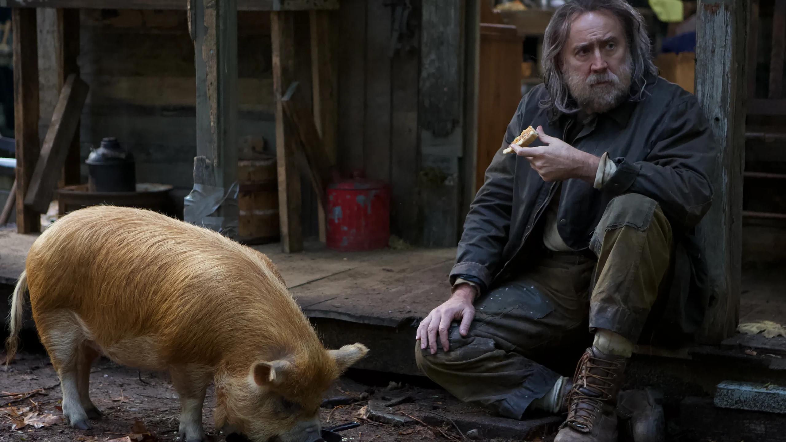 Nic Cage Pig Movie