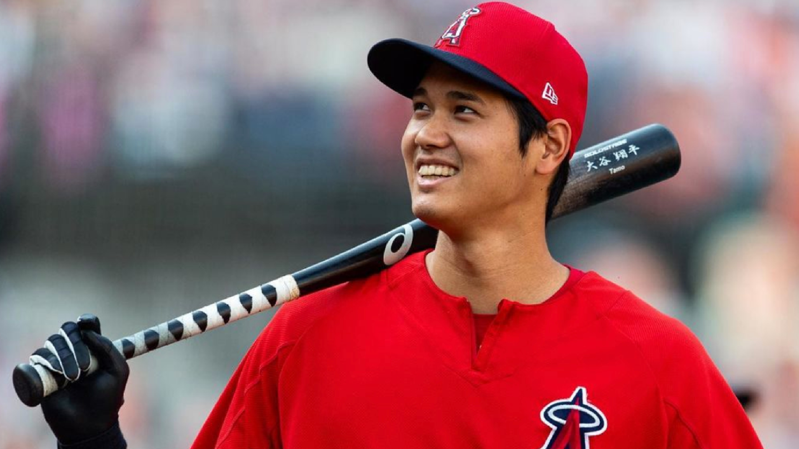 Ohtani All Star Game Dual