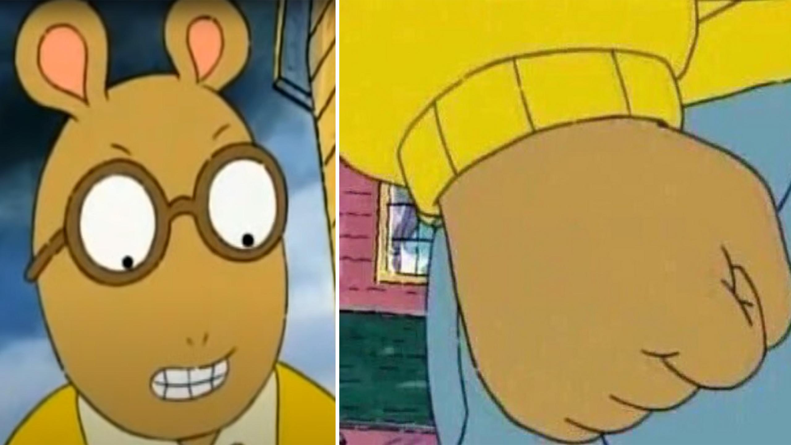 Arthur Cancelled