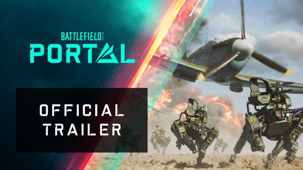 Battlefield 2042 Portal Mode Trailer