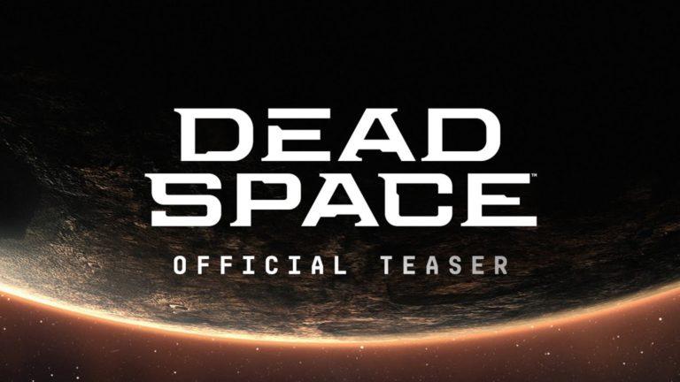 Dead Space Teaser Trailer