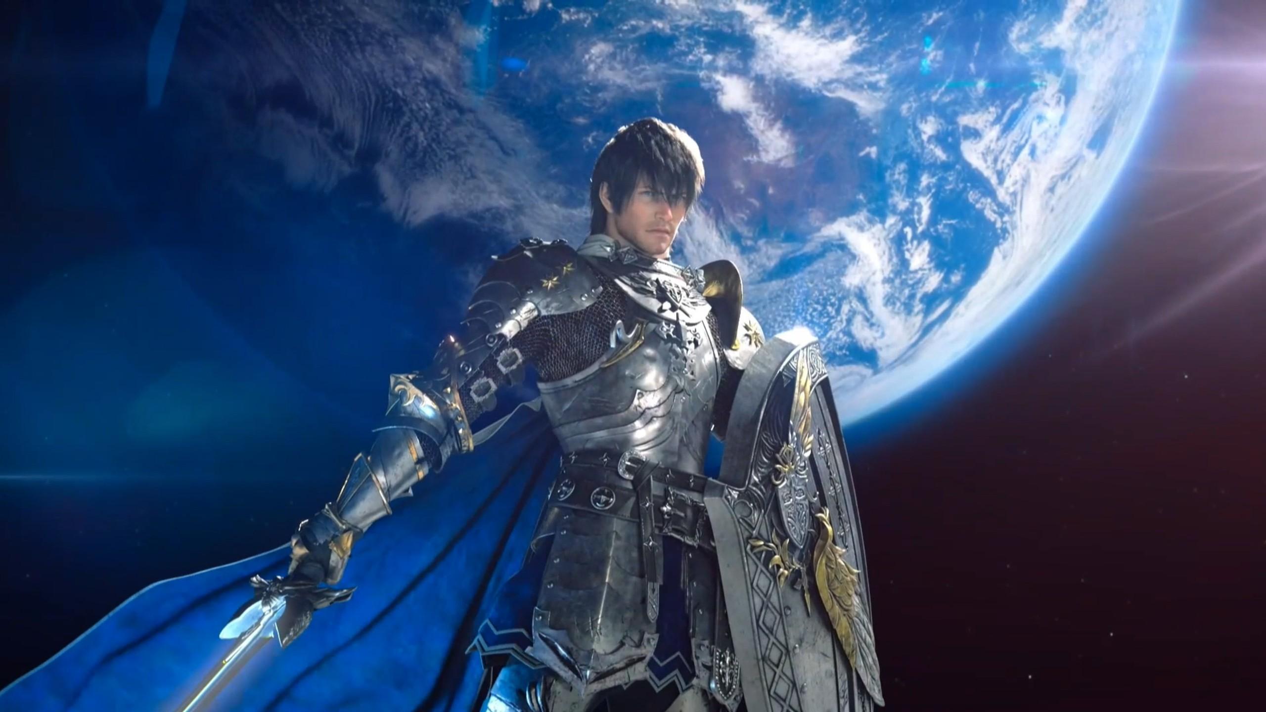 Final Fantasy XIV Endwalker Trailer