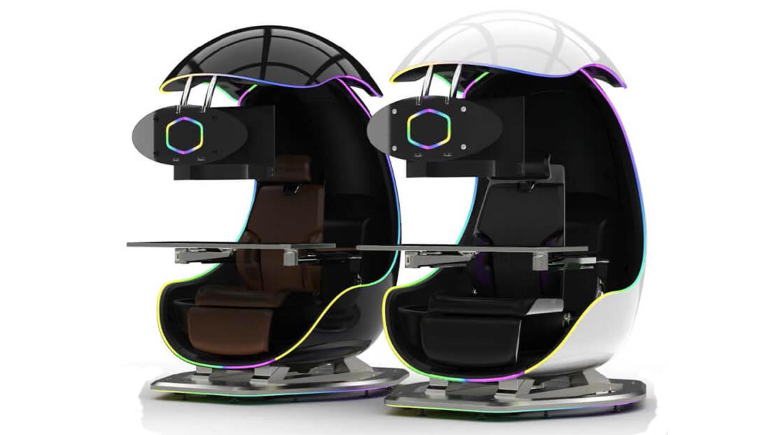 Orb X Cooler Master Game Pod