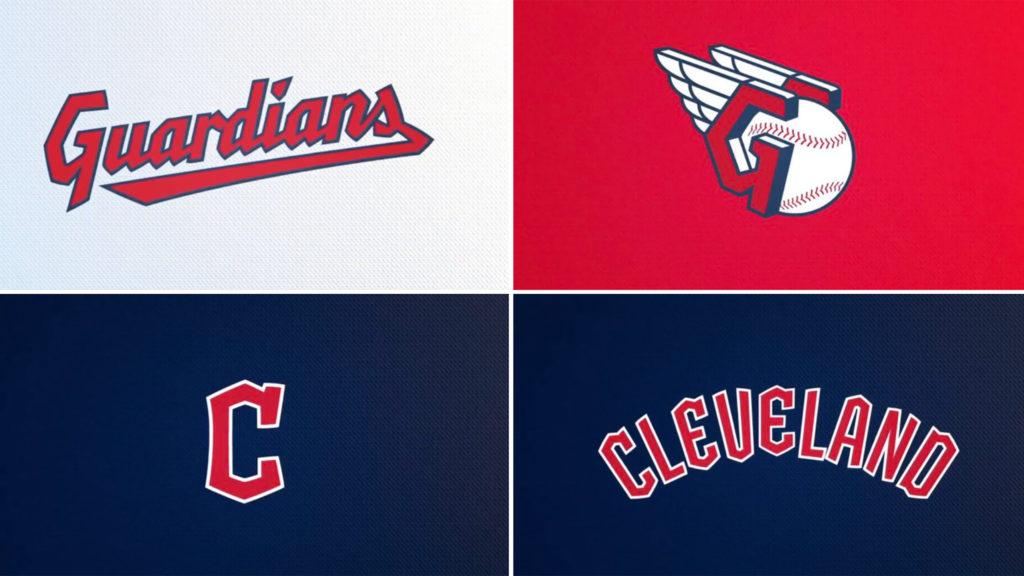 Cleveland Guardians New Logo