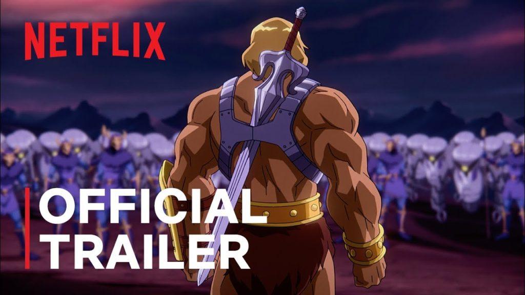 New Netflix He-Man Trailer