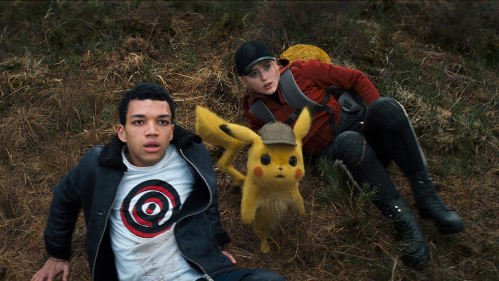 Detective Pikachu Netflix