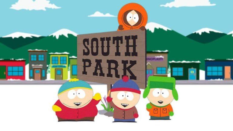 South Park Re-Ups