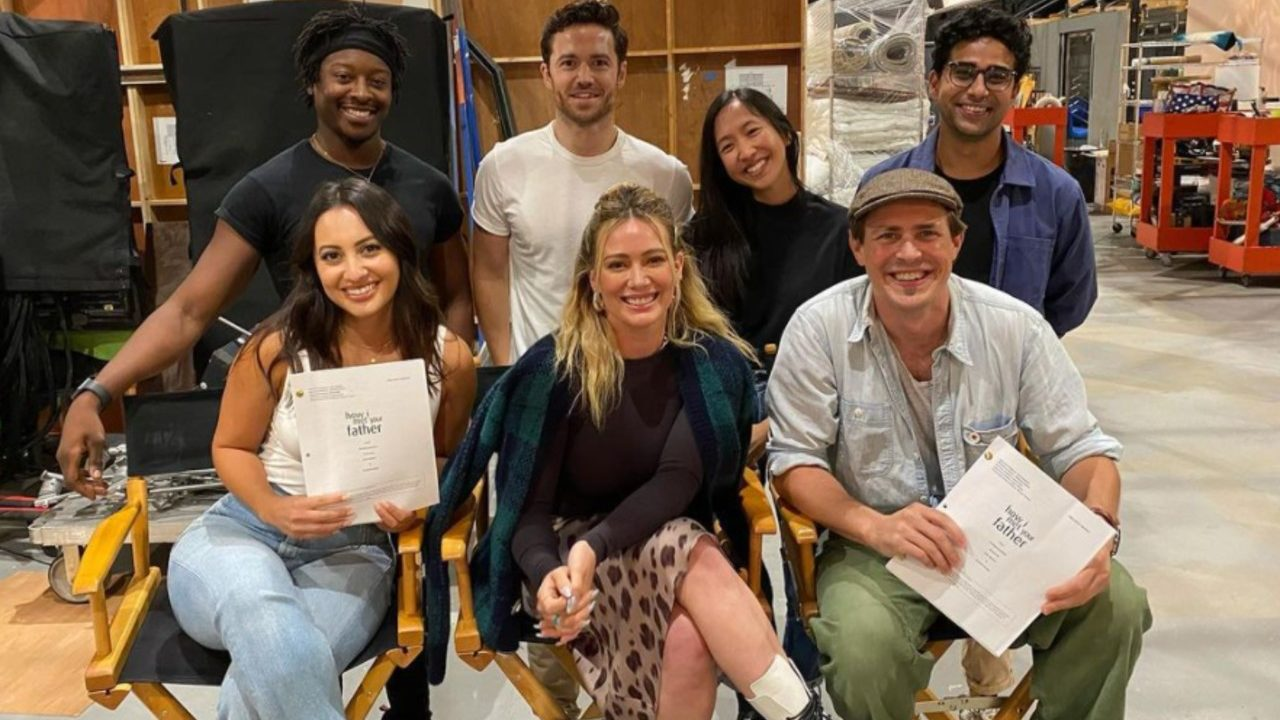 How I met your father cast photo