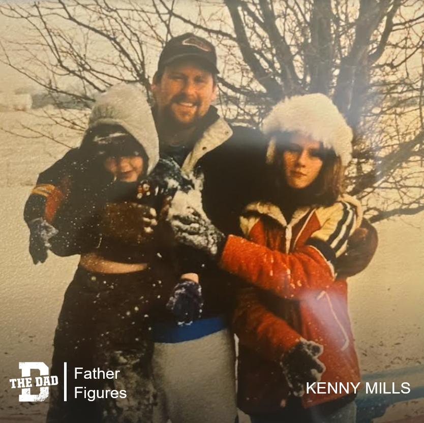 Kenny Mills: Heaven and Earth