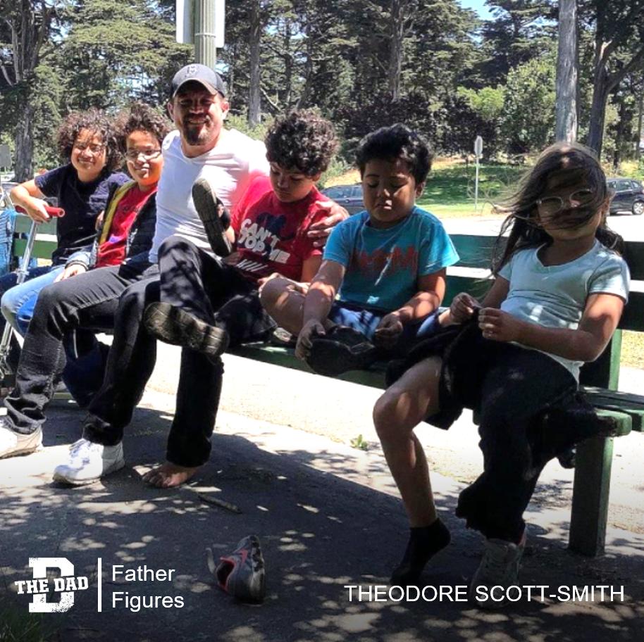 Theodore Scott-Smith: 5 Under 5