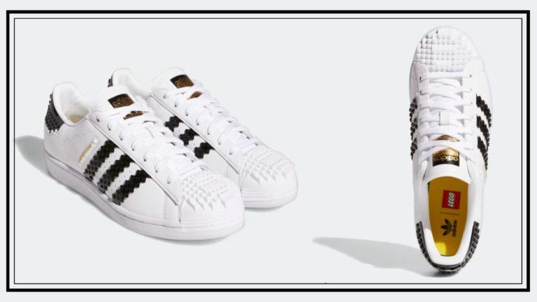 Adidas Superstar X LEGO Shoes