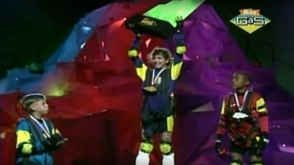 I Wish There was an Adult aggro crag