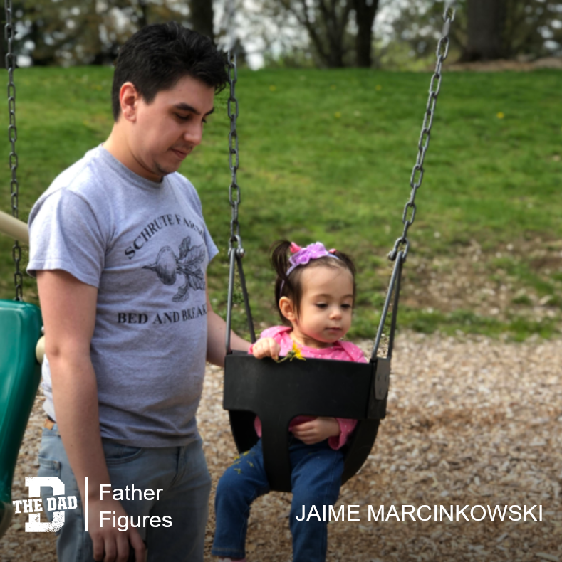 Jaime Marcinkowski: Stay-at-home Dad