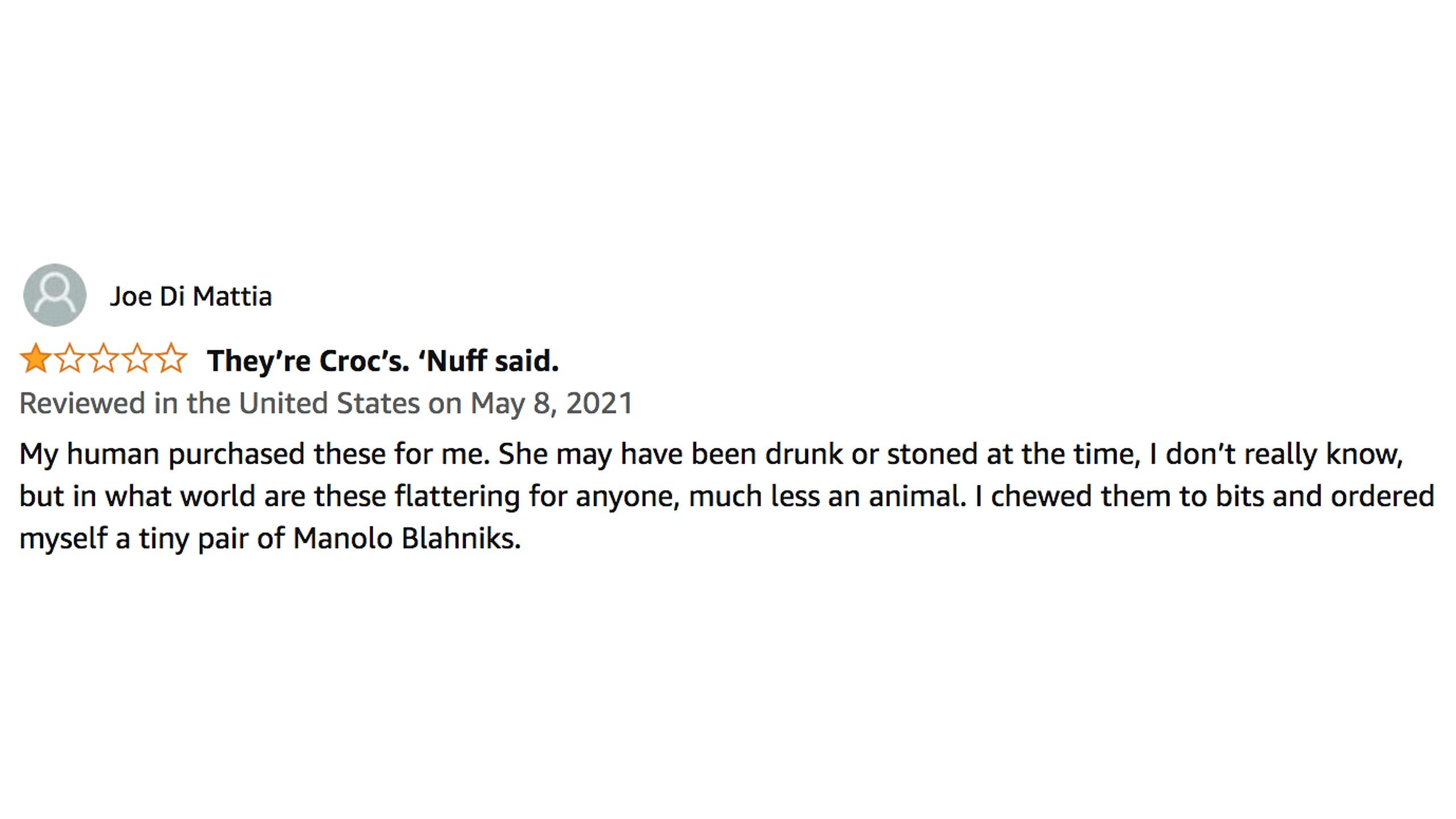 Croc Review