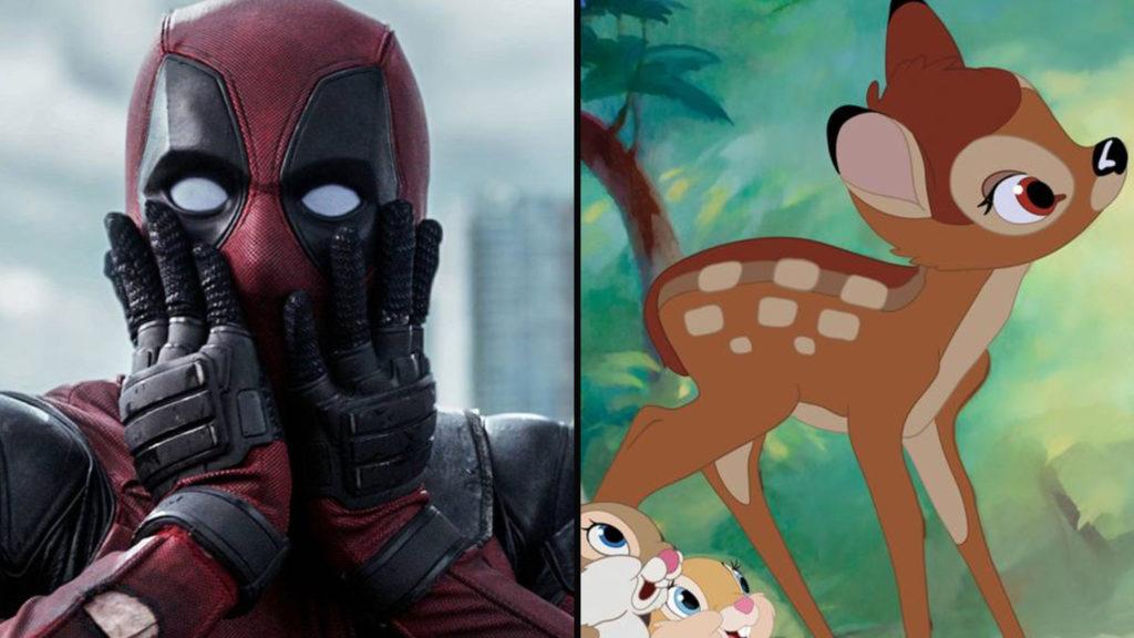 Deadpool Bambi Crossover