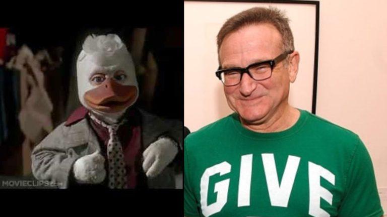 Robin Williams Howard the Duck