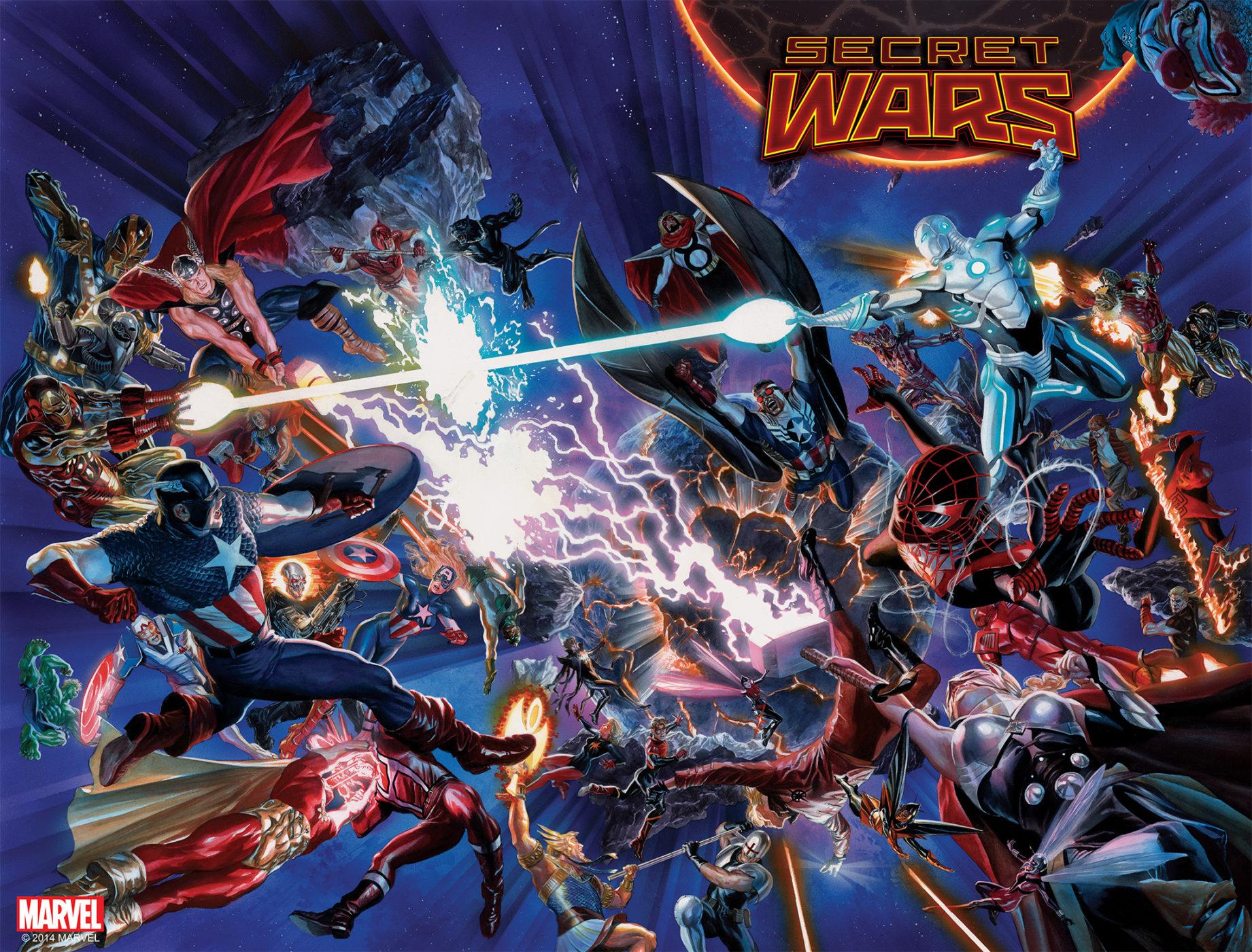 Secret Wars, Marvel, MCU