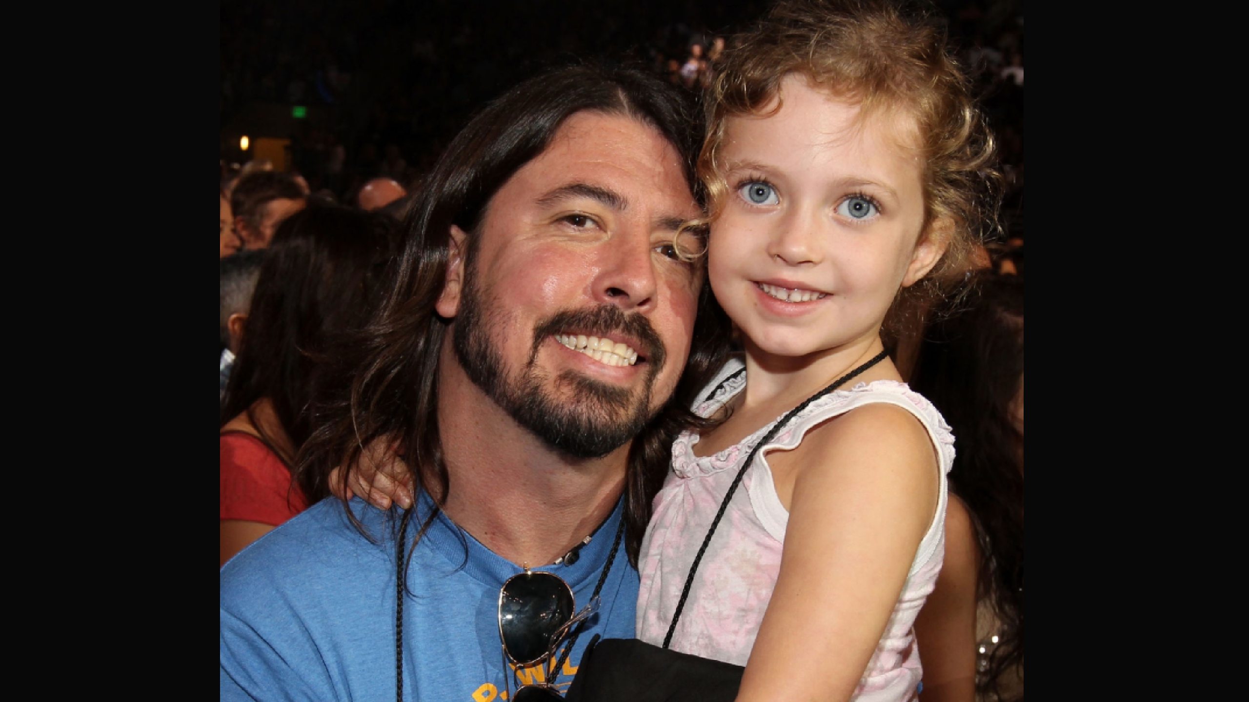 Grohl daddy daughter Dance