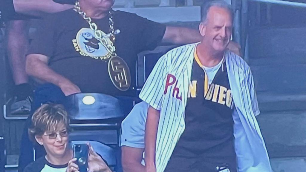 MLB Dad Sons Showdown