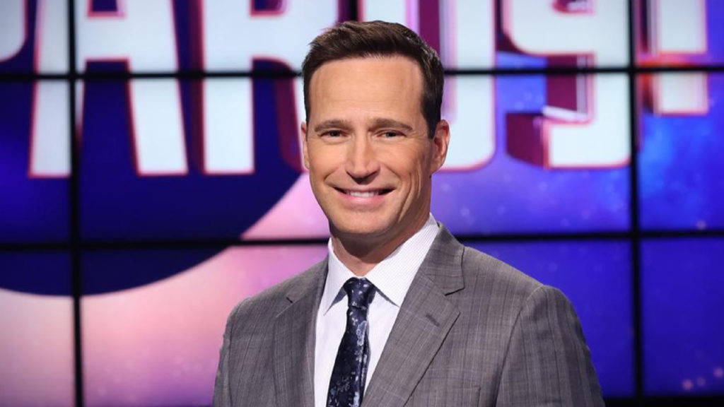 Mike Richards Jeopardy Host