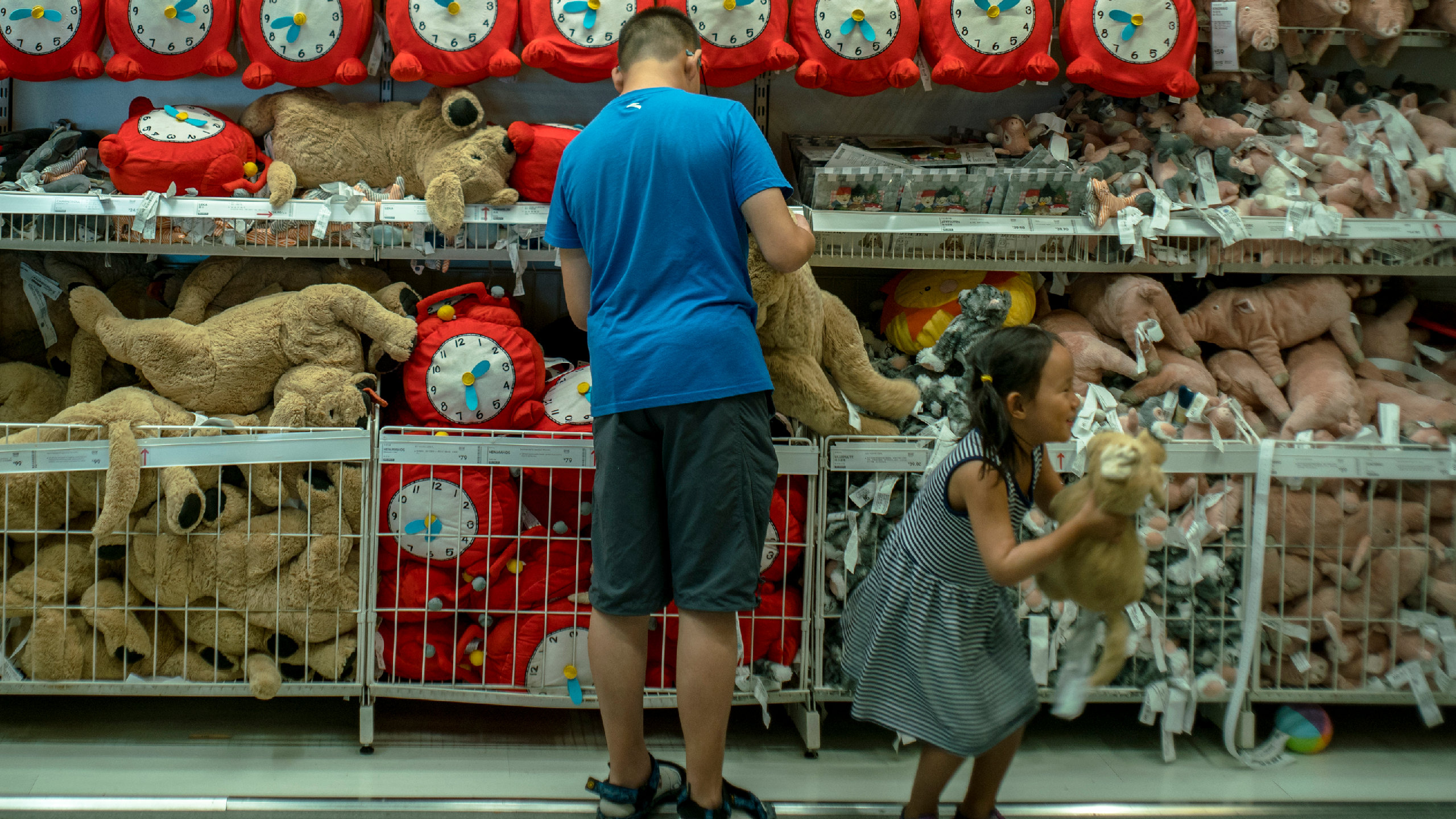 Toy Shortage