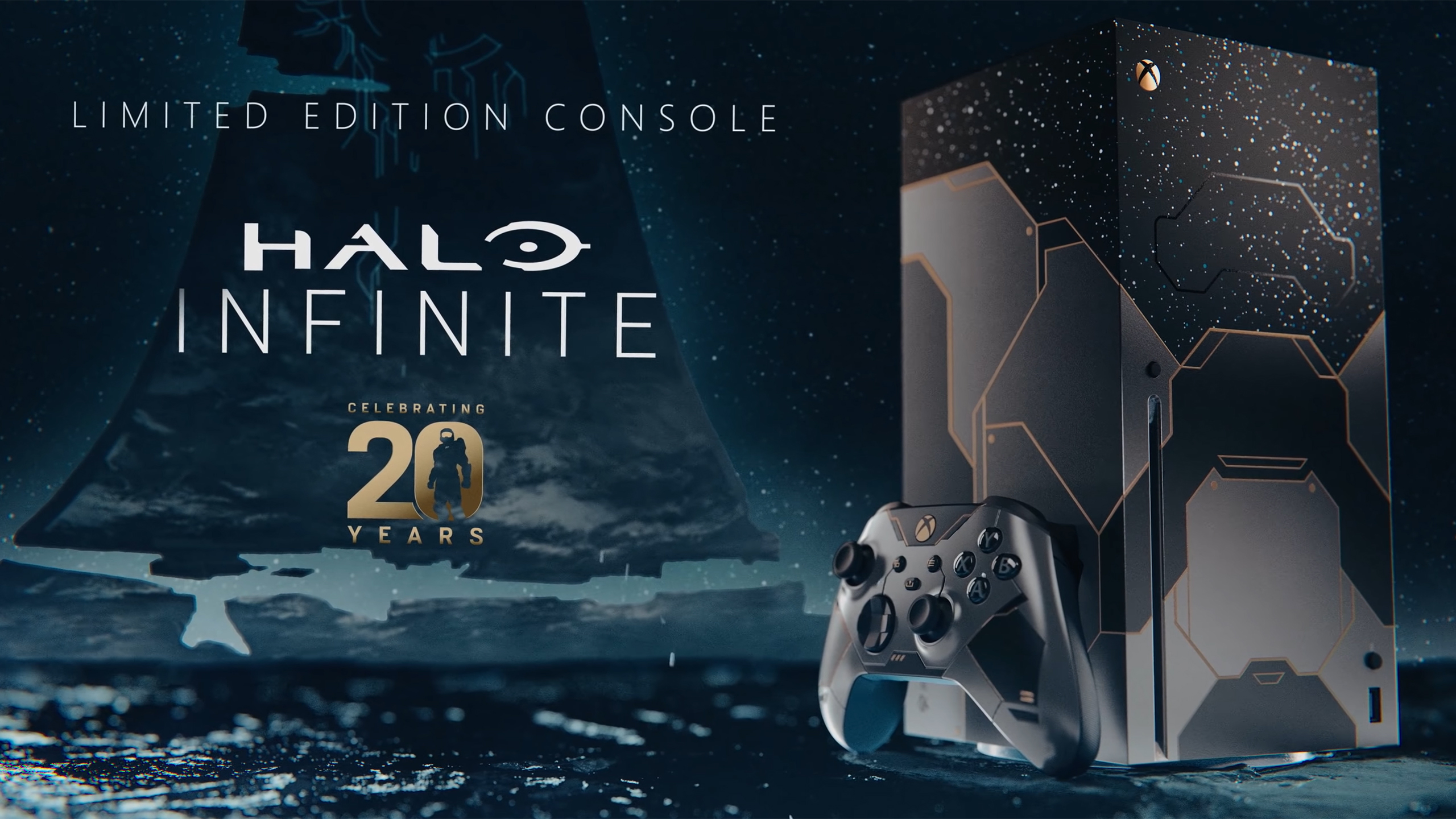 Halo Infinite Release Date, Special Edition Xbox Console & Controller Announced - The Dad