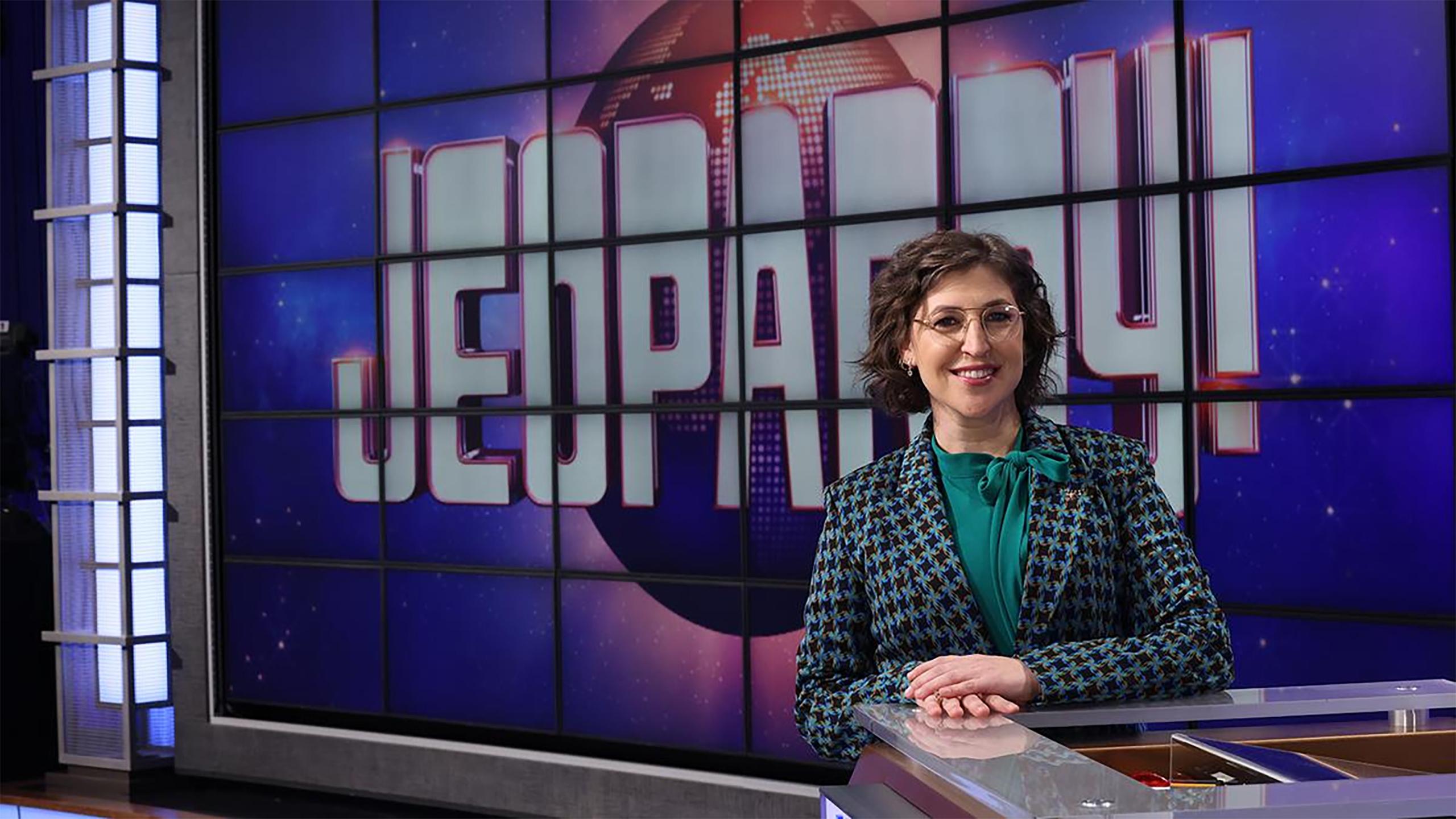 Mayim Bialik to co host jeopardy