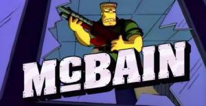McBain on Nestflix