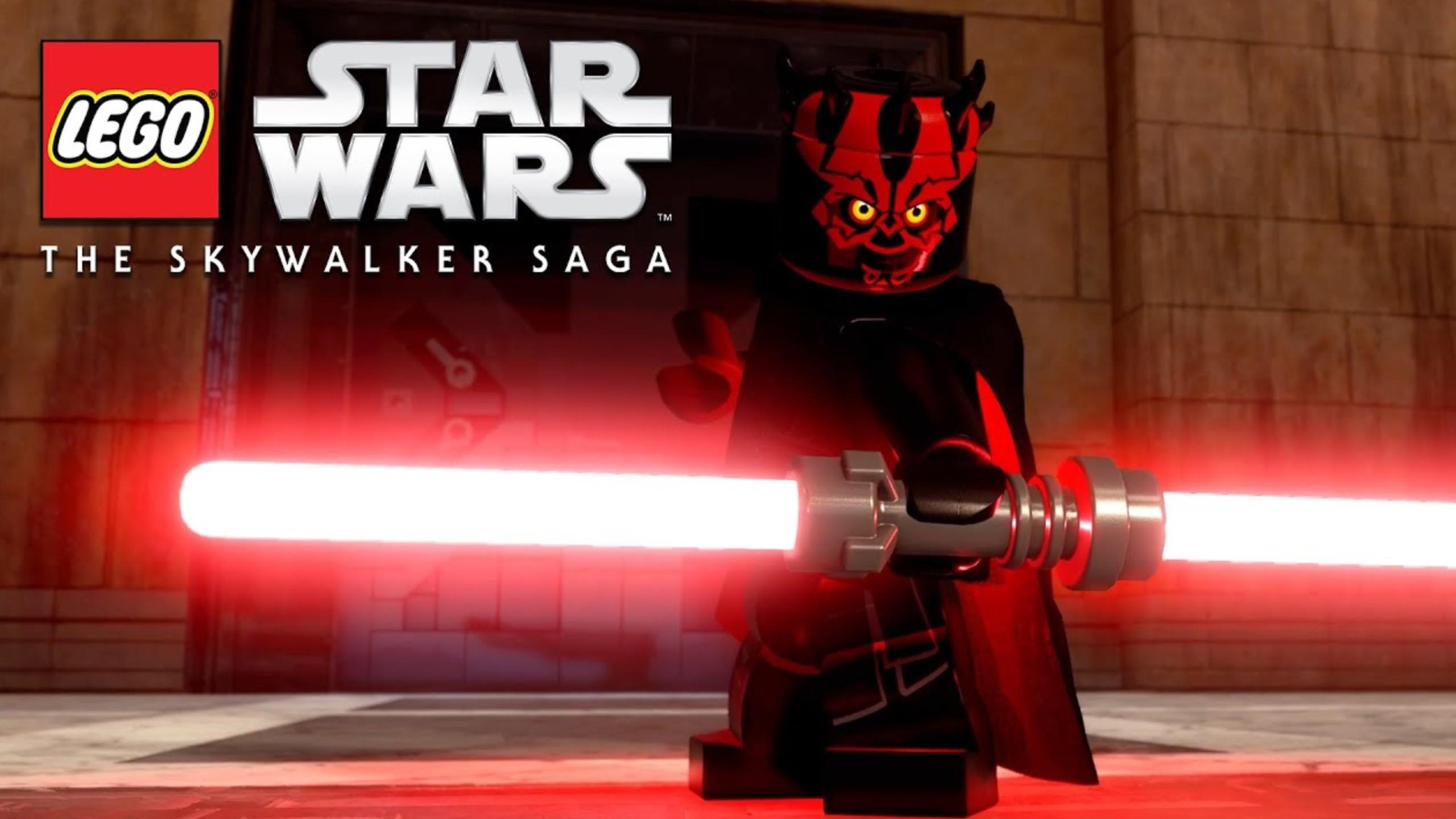 Lego Star Wars Skywalker Saga