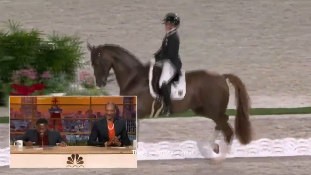 Snoop Dogg Commentates the Olympics