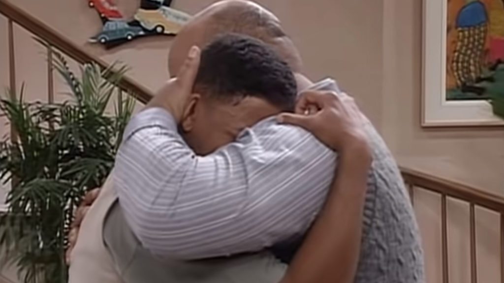 Uncle Phil the Dad