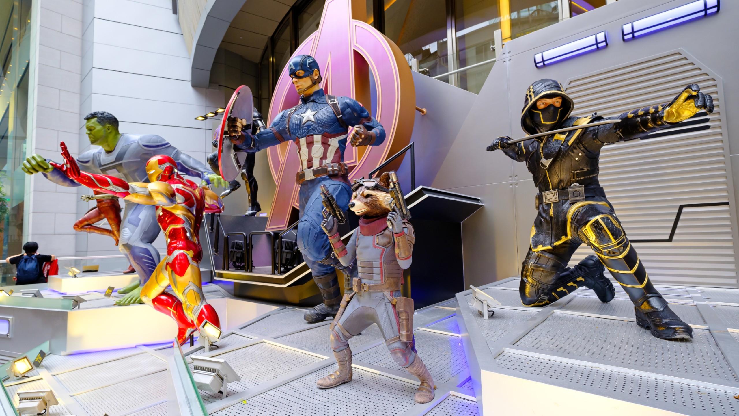 Marvel Scrambling to Retain Avengers