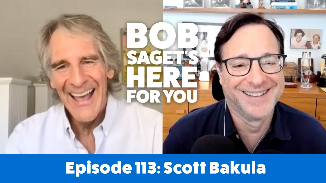 Bakula Discusses Quantum Leap reboot with Bob