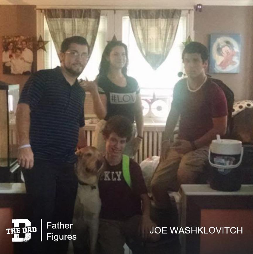 Joe Washklovitch: Man Among Men