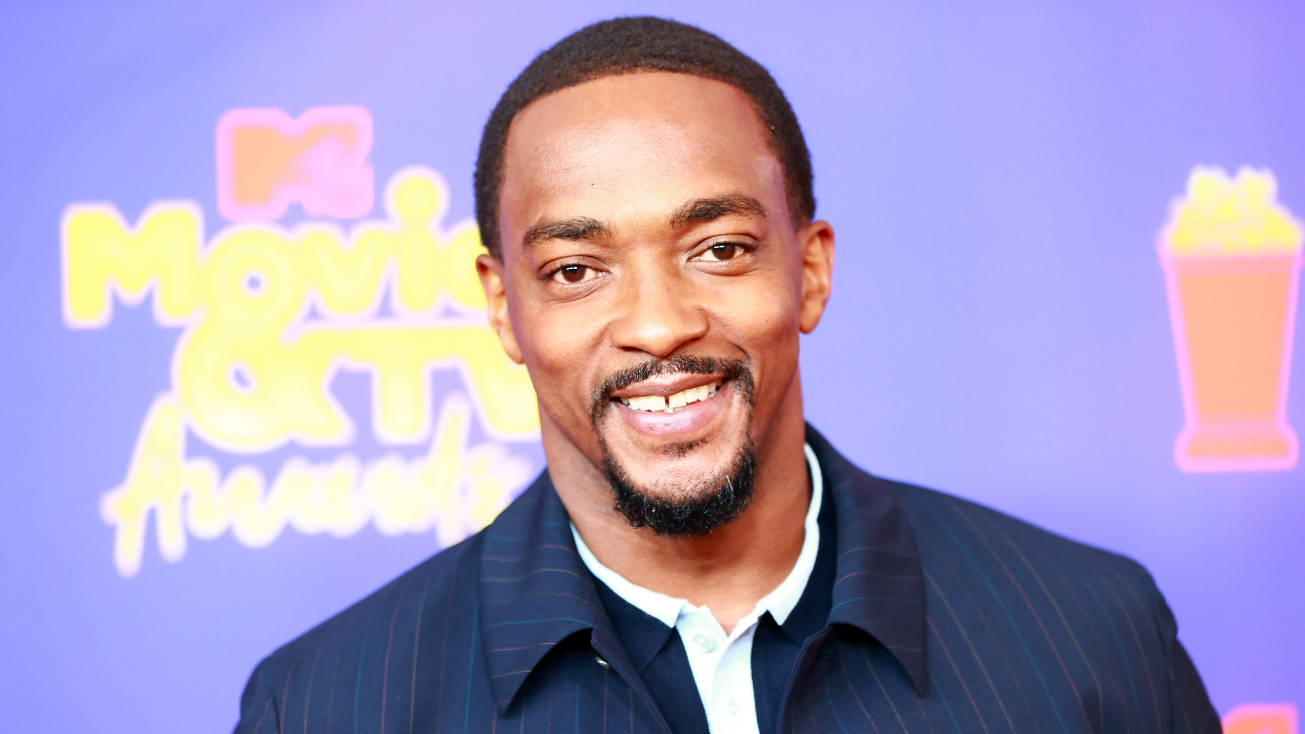 Anthony Mackie in Twisted Metal