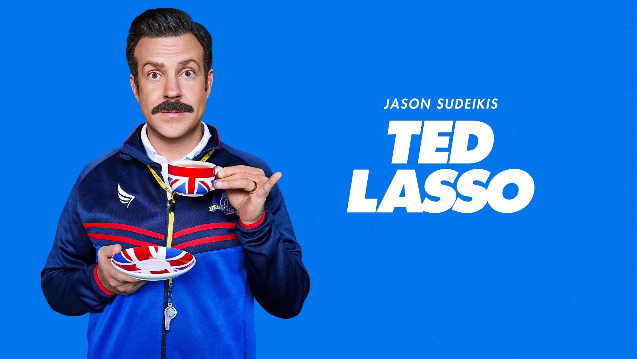 Ted Lasso on AppleTV