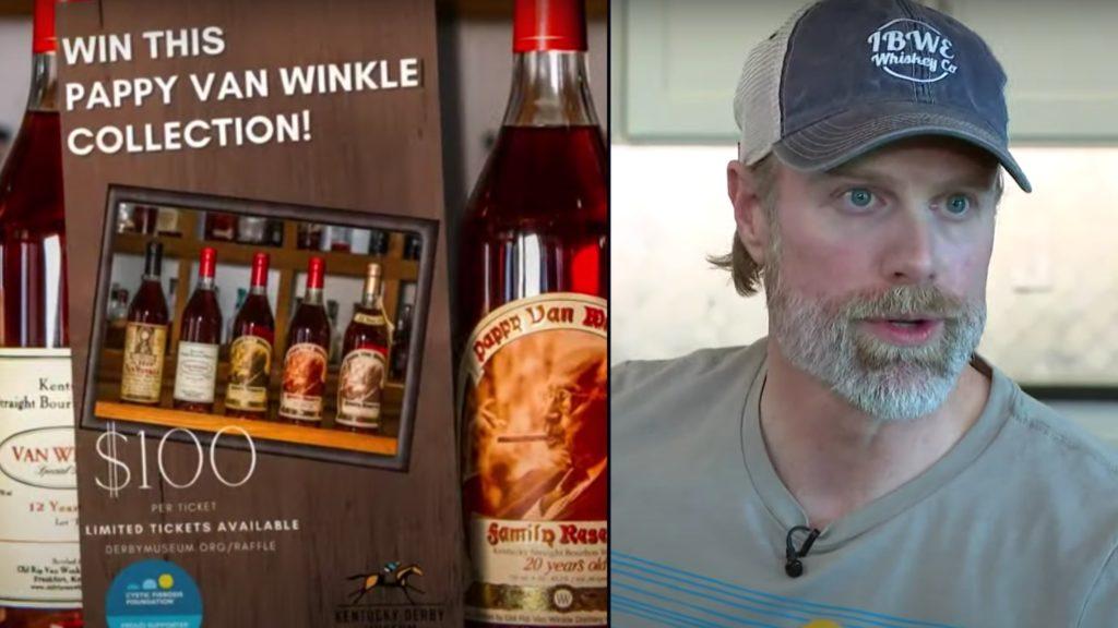 Dad raffles bourbon to raise money for cystic fibrosis foundation