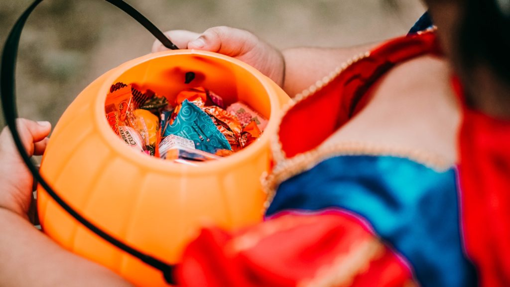 Halloween Candy Equation