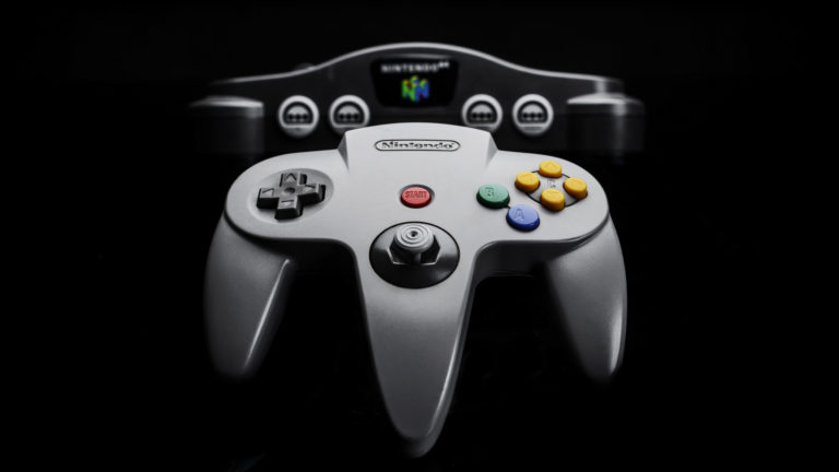 N64 Coming to Switch