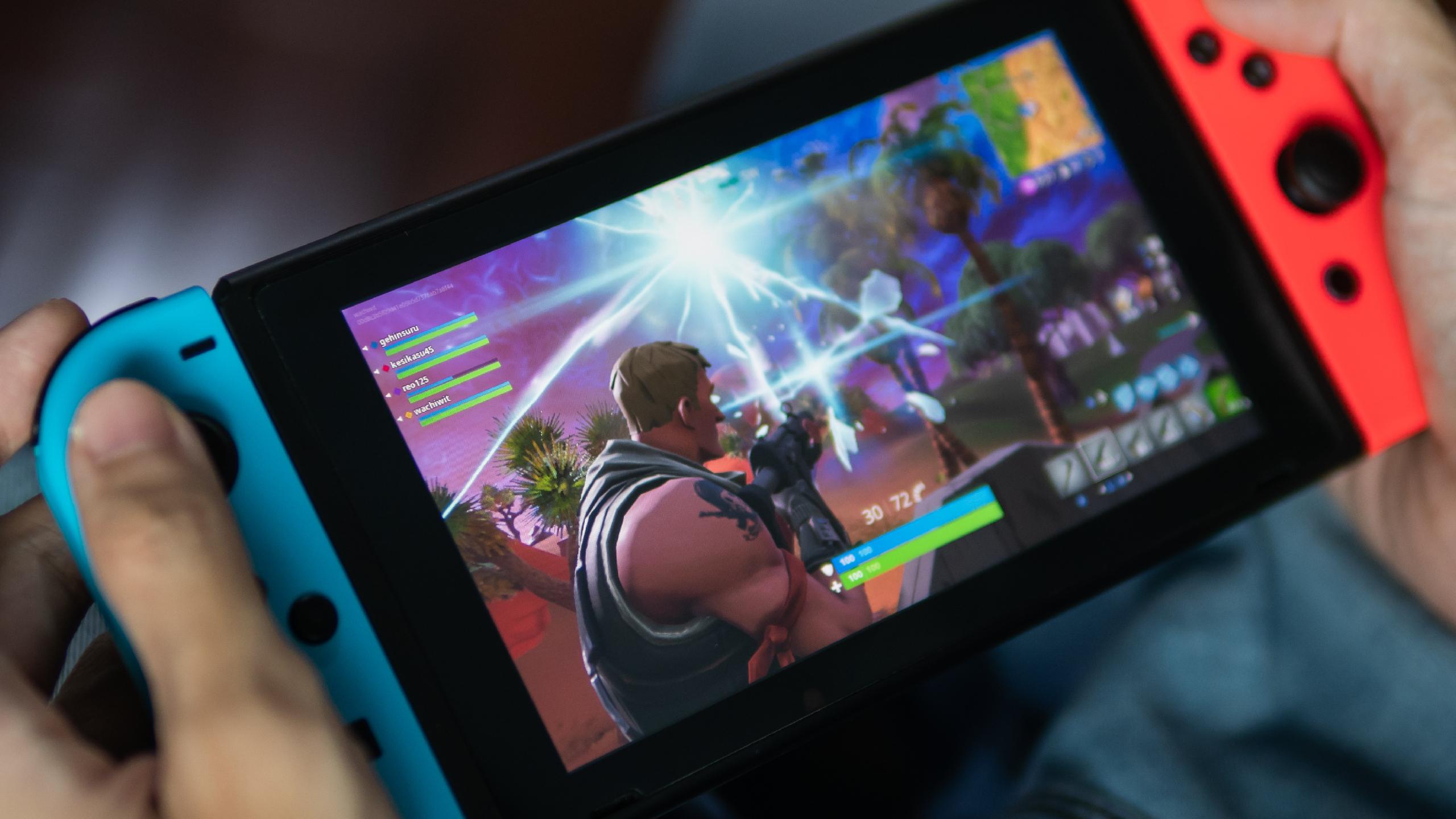 Nintendo Switch Pro Rumor