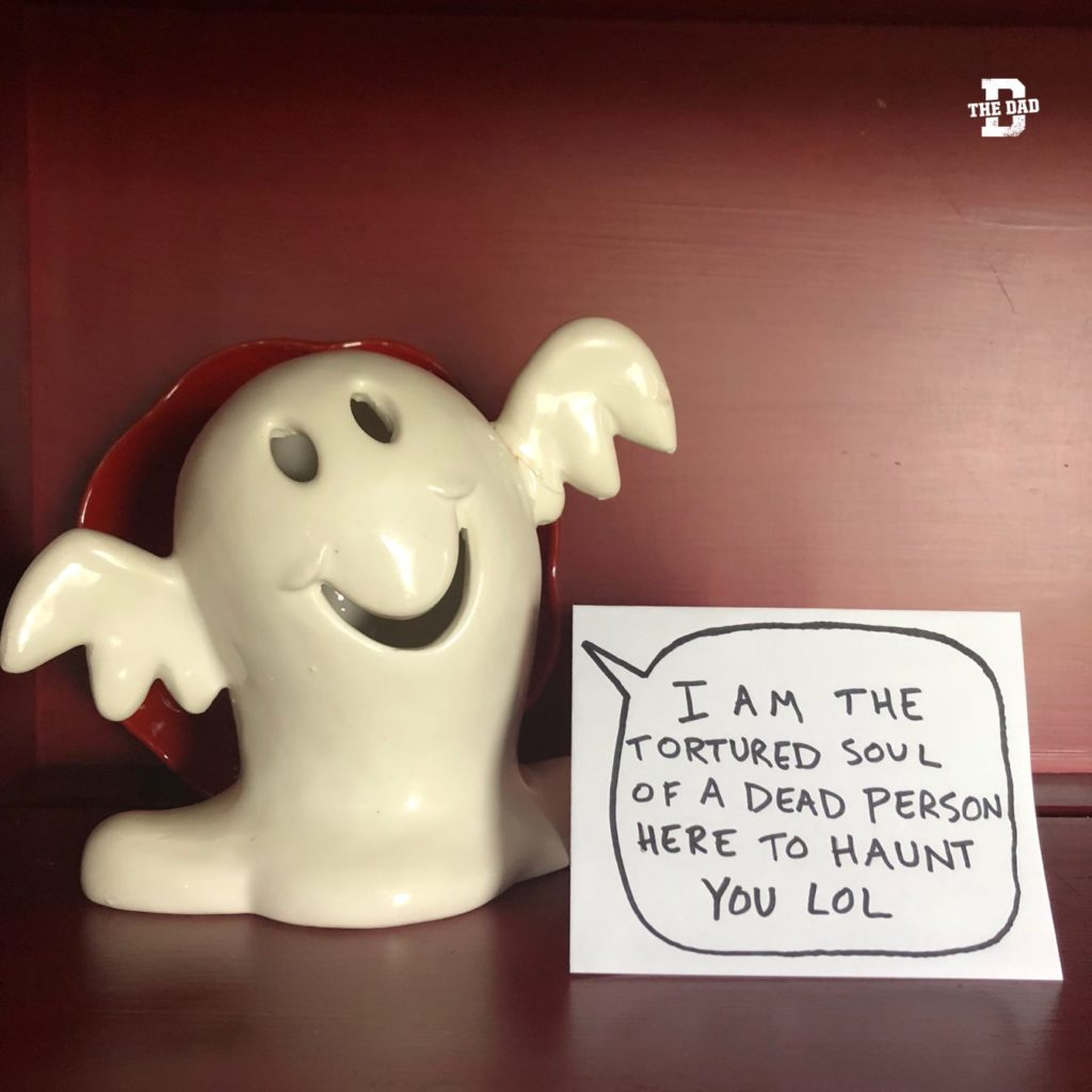 I am the tortured soul of a dead person here to haunt you LOL. Ghost, Halloween, decoration